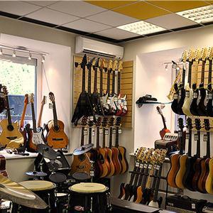 Музыкальные магазины Заринска