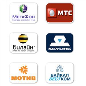 Операторы сотовой связи Заринска