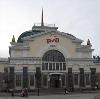 Железнодорожные вокзалы в Заринске