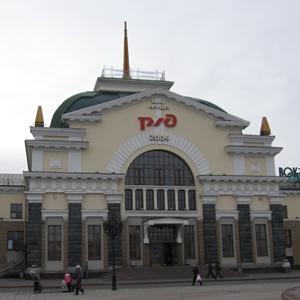 Железнодорожные вокзалы Заринска